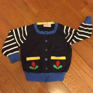 Hanna Andersson the sweater. Size 80/2T